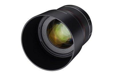 AF85 1.4RF Lens