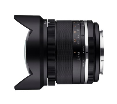 MF 14mm F2.8 Renewal Side BD