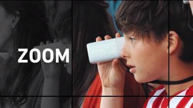 Canon PowerShot Zoom 5