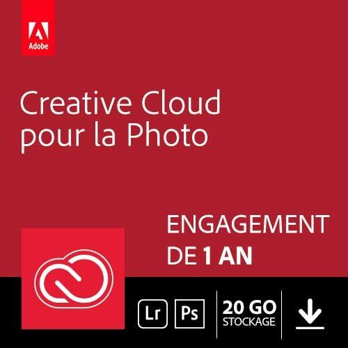 Adobe Creative Cloud Photographie