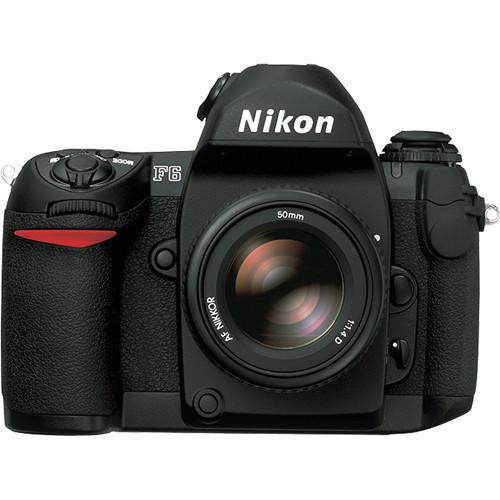 Nikon F6 Front