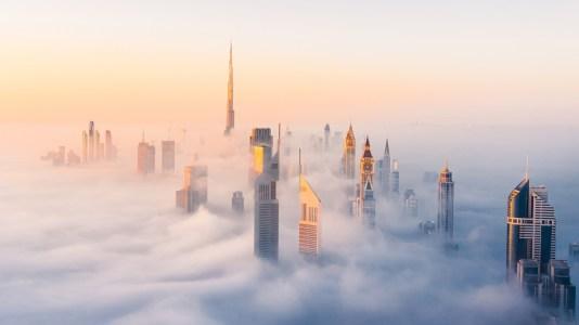 City In the Sky - Hugo Healy