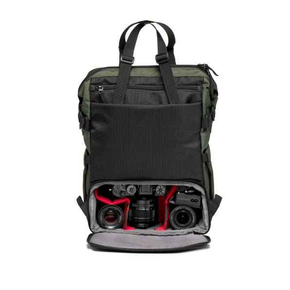 Manfrotto Street Camera Convertible Tote MB MS2 CT Rear Access