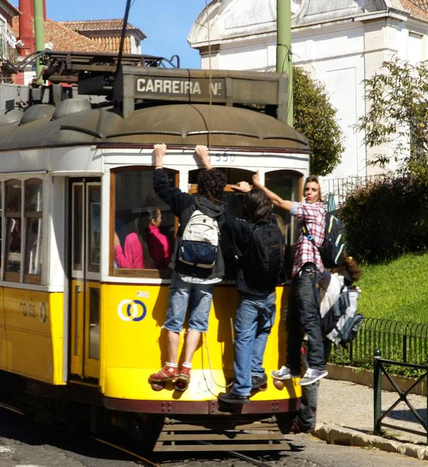 PhotoTrip - Lisbon
