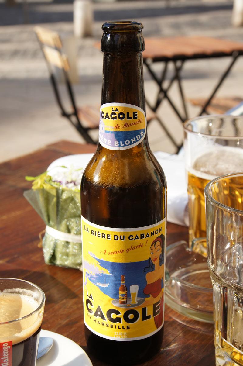 "Bohém, frivo l- ez Marseille ""hivatalos"" söre, a La Cagole"