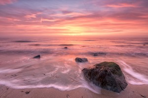 Naze Sunrise 24x36