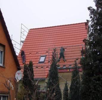 Weiterstadt, PV - Anlage (4,96 kWp) inkl. Dachsanierung
