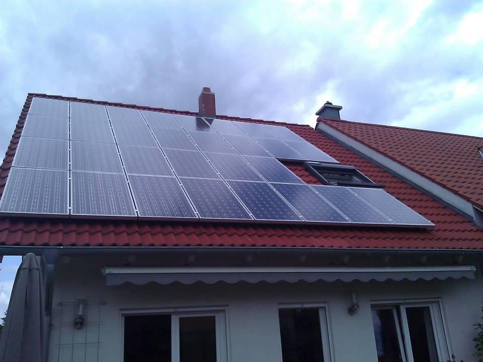 Harthausen, PV - Anlage (5,7 kWp)