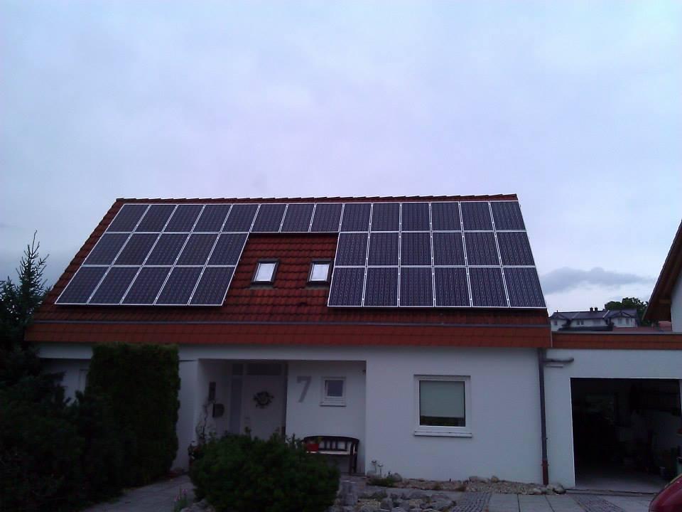 Diehlheim, PV - Anlage (7,02 kWp)