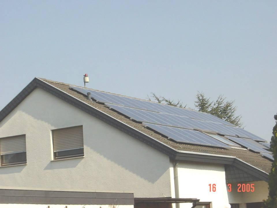 Speyer, PV - Anlage (6,4 kWp)