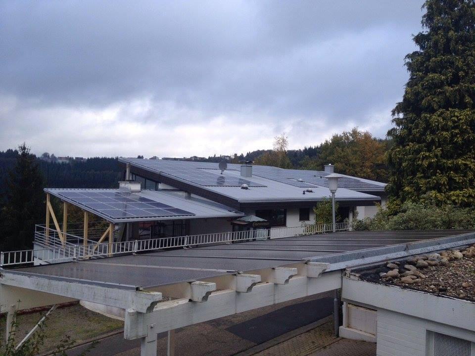 Rothenberg, PV - Anlage (29,12kWp) inkl. Dachsanierung, Solartubes und Carport