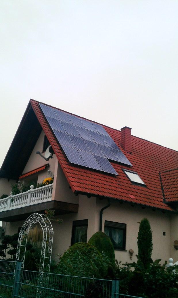 Dackenheim, PV - Anlage (10,0 kWp) mit Speichersystem Nedap PR50SB-BS / S24, BAE SecuraPVV Block Nutzbare Kapazität 5 kWh