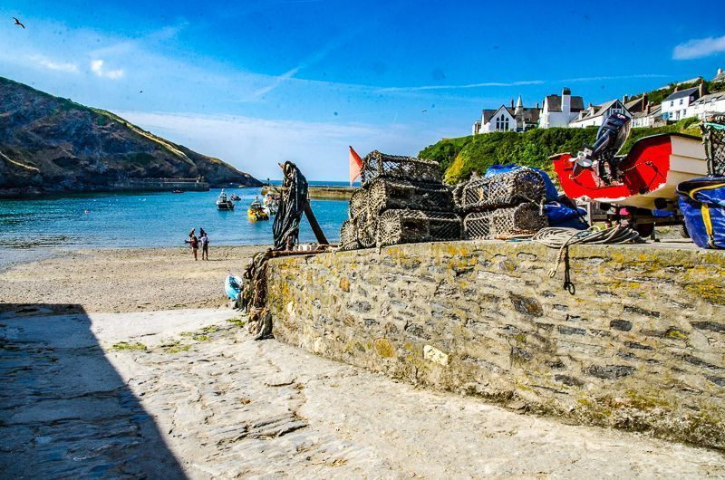 Photo Walk, Port Isaac (Portwenn) - Cornwall 11