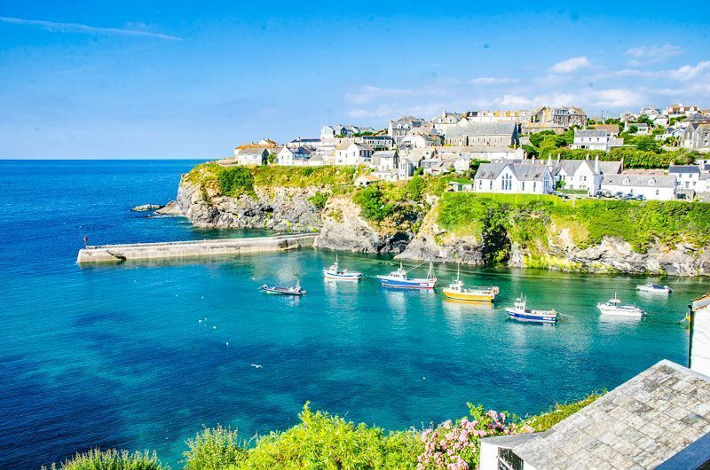 Photo Walk, Port Isaac (Portwenn) - Cornwall 14