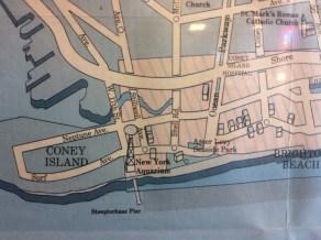 it's Coney Island, babe