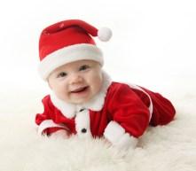 Christmas Baby 2013 Photo