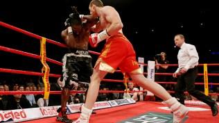 David Price v Audley Harrison - British & Commonwealth Heavyweight Championship Fight