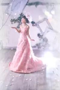 群馬 ハーフ成人式 ドレス
