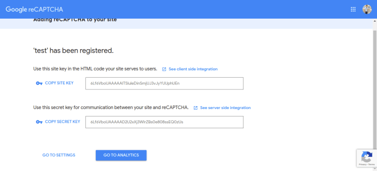 Integrate Google reCaptcha in Codeigniter
