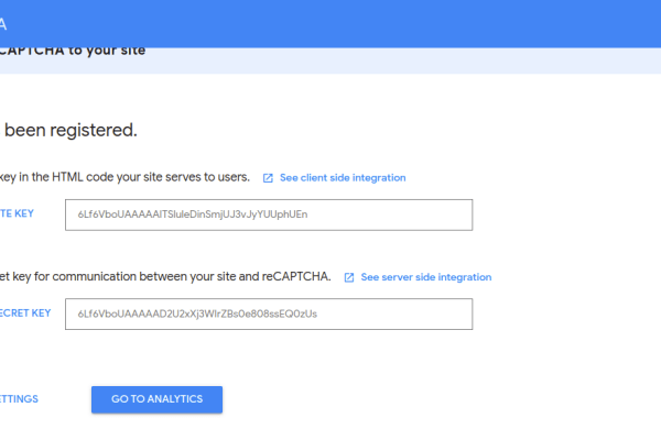 Integrate Google reCaptcha in Codeigniter