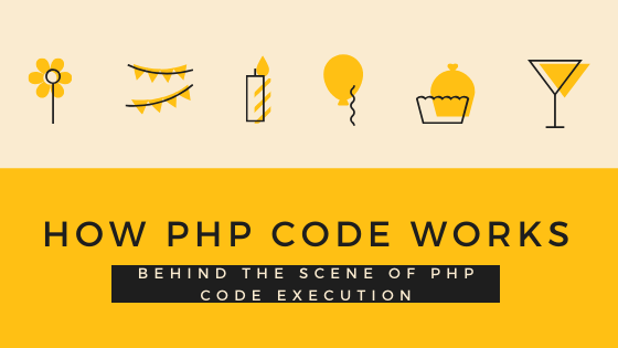 How PHP Code Works