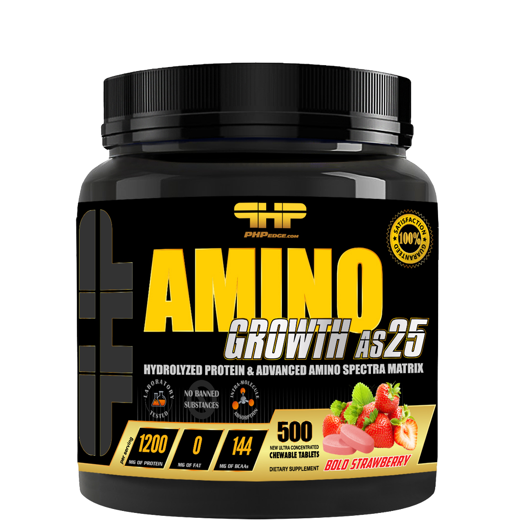 AminoGrowth-AS25-500Tabs-Strawberry