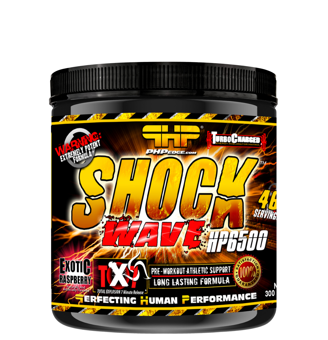SHOCK WAVE II 300g EXOTIC Raspberry