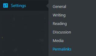 setting-permalinks
