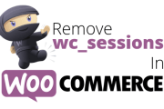 How to Remove wc_sessions in WooCommerce