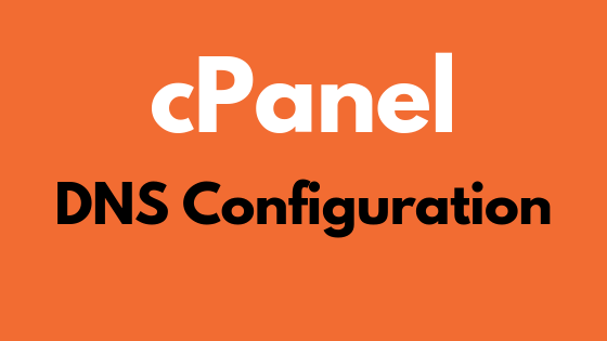 How to Configure DNS for cPanel Email