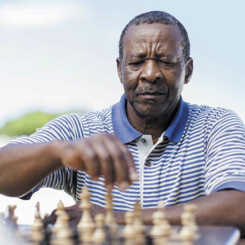 Seniors :  des jeux pour garder toute sa tête