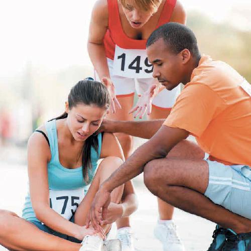 Sport et santé : entorses et tendinites quand les articulations lâchent !