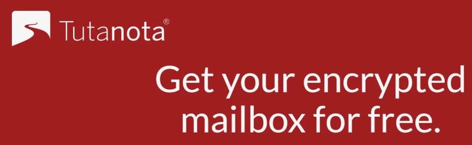 tutanota encrypted mailbox