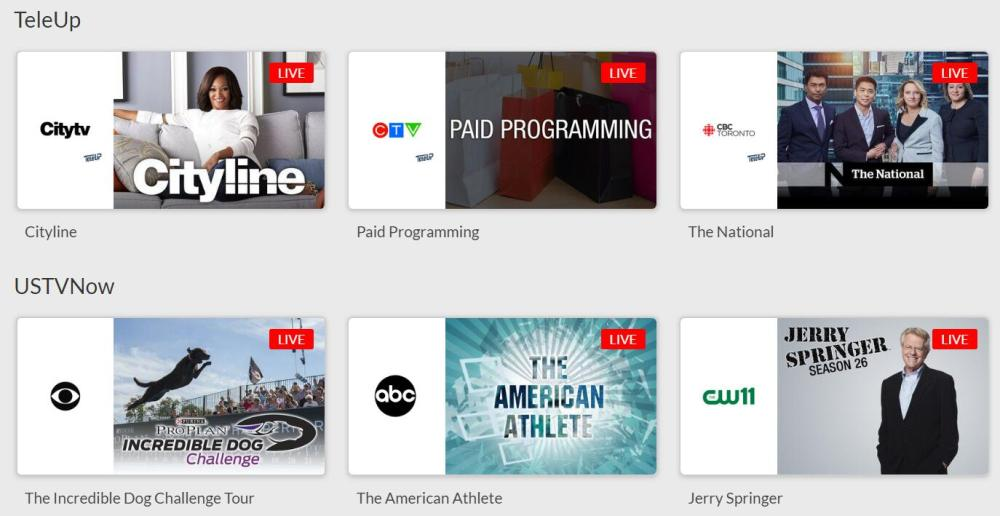 10 Free Live TV Streaming Sites no sign up & subscription