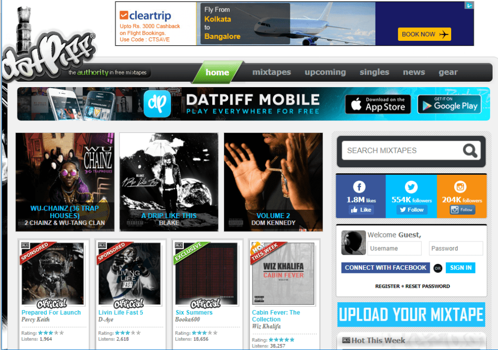 Datpiff To Download Music Albums