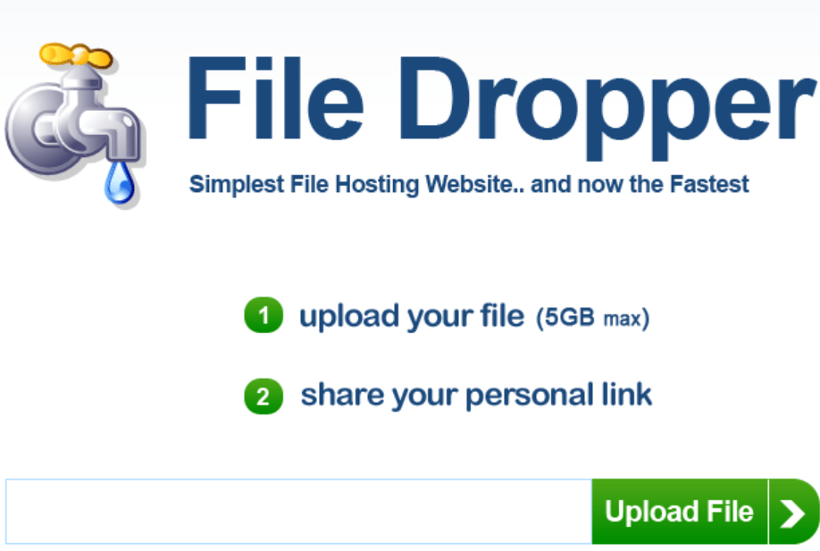 File Dropper without Registration