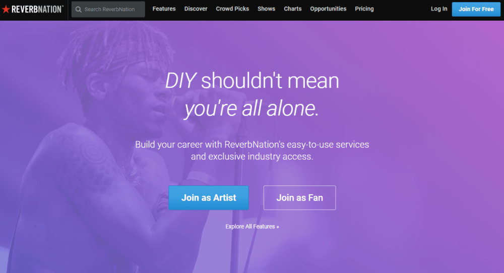 ReverbNation To Download Music Albums