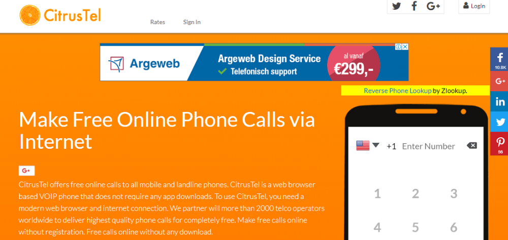 5 Free Calls Online Without Registration  No Download 2019 - Phreesitecom-4885
