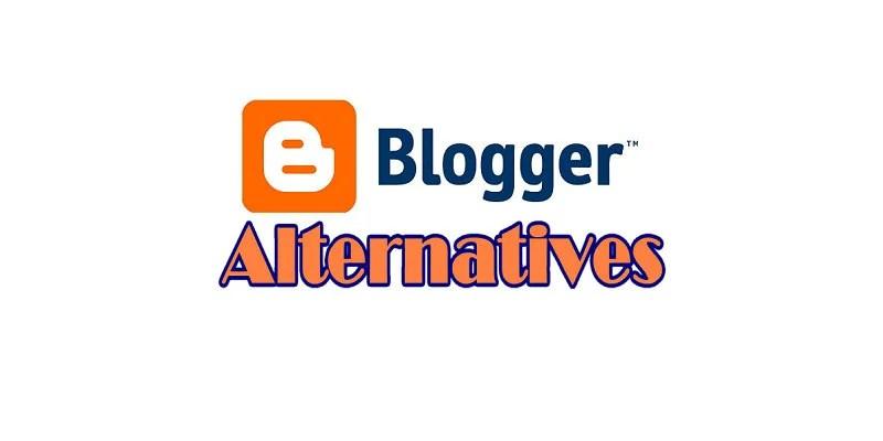 Blogger Alternatives