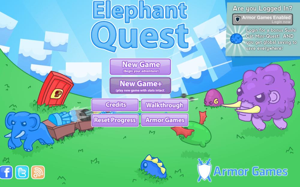 Missão do elefante