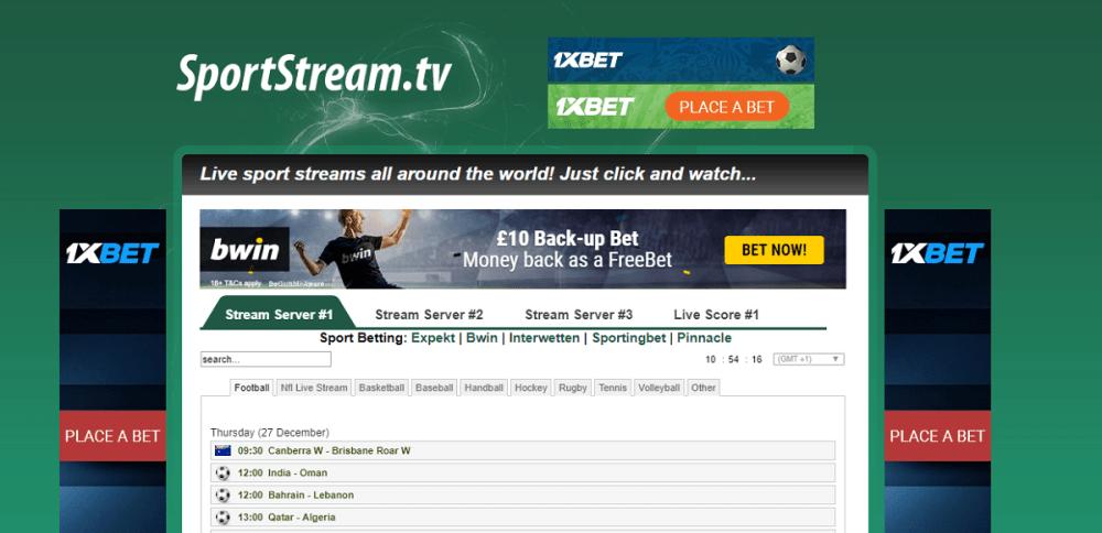 BatmanStream Alternatives: 10 Best free sports streaming
