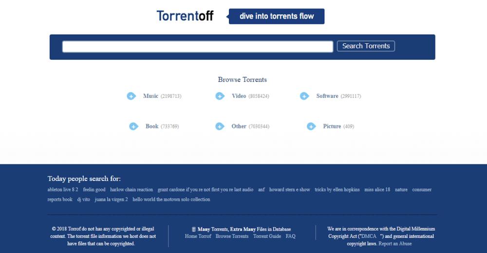 Torrent Off