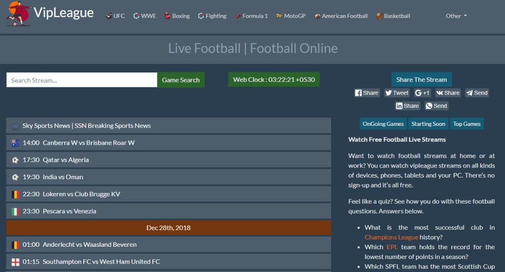 Batmanstream Football