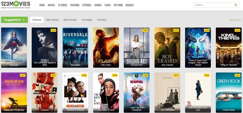 best free movies website 2019
