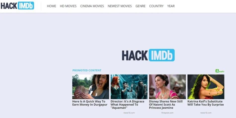 Hack IMDb