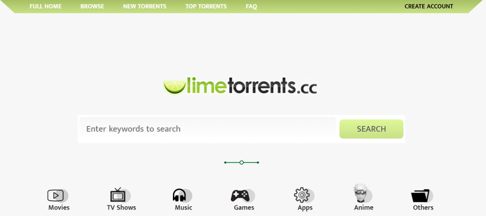 Lime torrents