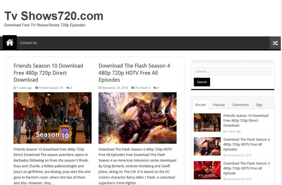 TV Shows720