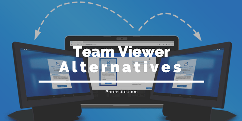 Team Viewer Alternatives