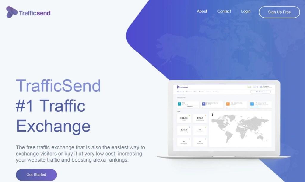 traffic send