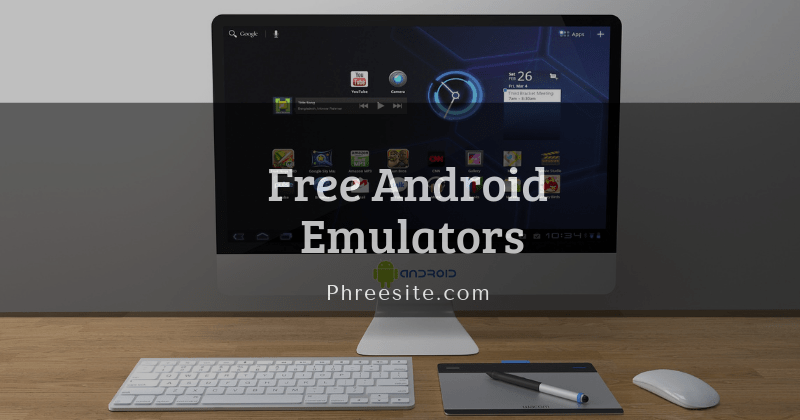 Free android Emulator Like BlueStack